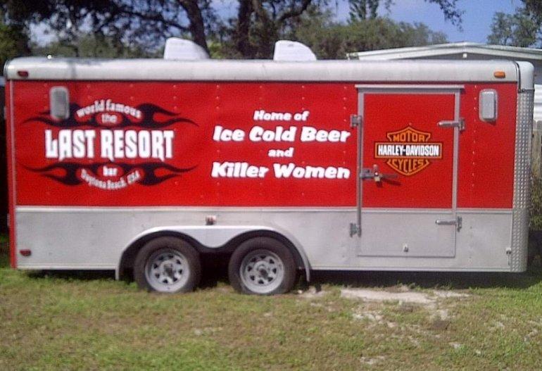 The Last Resort | Port Orange, Florida